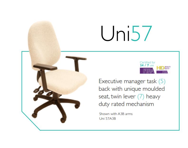 Uni 57 Task Chair Image