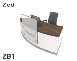 Zed Reception Desk ZB1