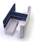 Cubbi Bench 1200 Side-By-Side Double Acoustic Enclosure
