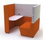 Cubbi Bench 1200 Single Acoustic Enclosure