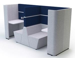 Cubbi Acoustic Enclosures - Cubbi Bench