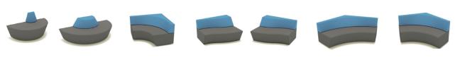Horizon Soft Seating - Modules