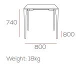 Retro Dining Tables Models