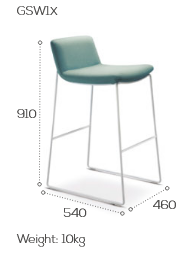 Swoosh Breakout Chair Image