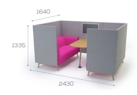 Tryst Soft Seating