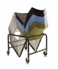 Xpresso Curve Meeting Chair - Trolley Image
