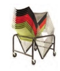 The Xpresso Three Visitor | Meeting Chair Trolley