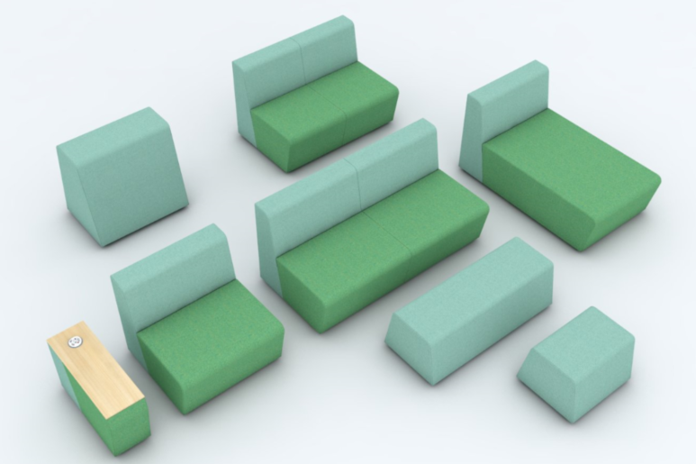 Roost & Perch Soft Seating Components Image