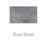 Block Steel Colour - Metal Frame Finish