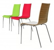 Zero Two-Tone Breakout Chair