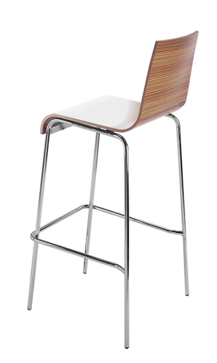 Zero Two-Tone Breakout Stool