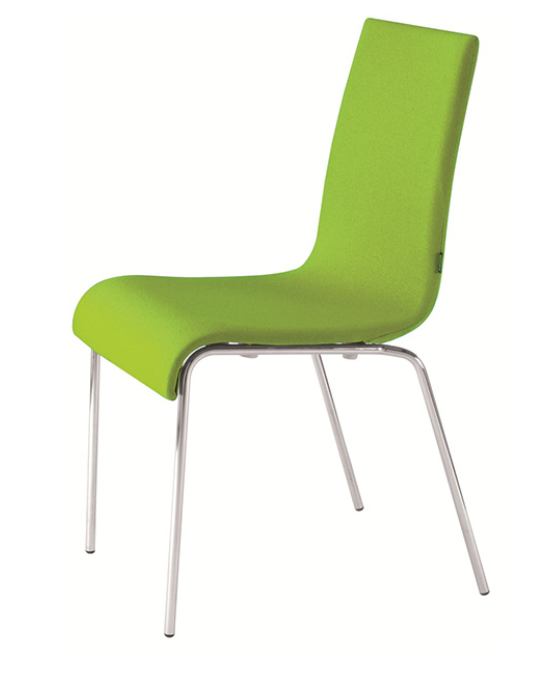 Zero Upholstered Breakout Chair Image