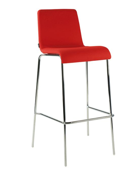 Zero Upholstered Breakout Stool Image