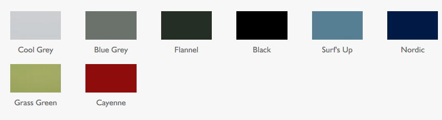 Grafton Chair - Shell Colours