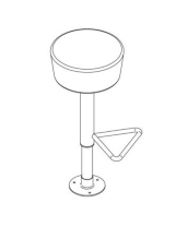 Acoustic Phone Booth Stool Image