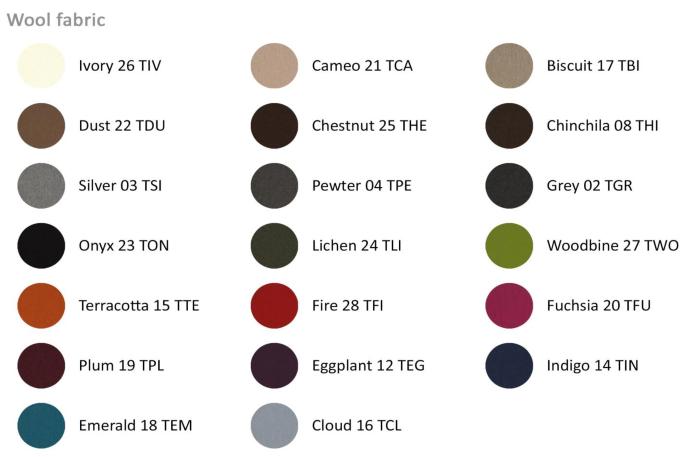 Acoustic Pod Colours