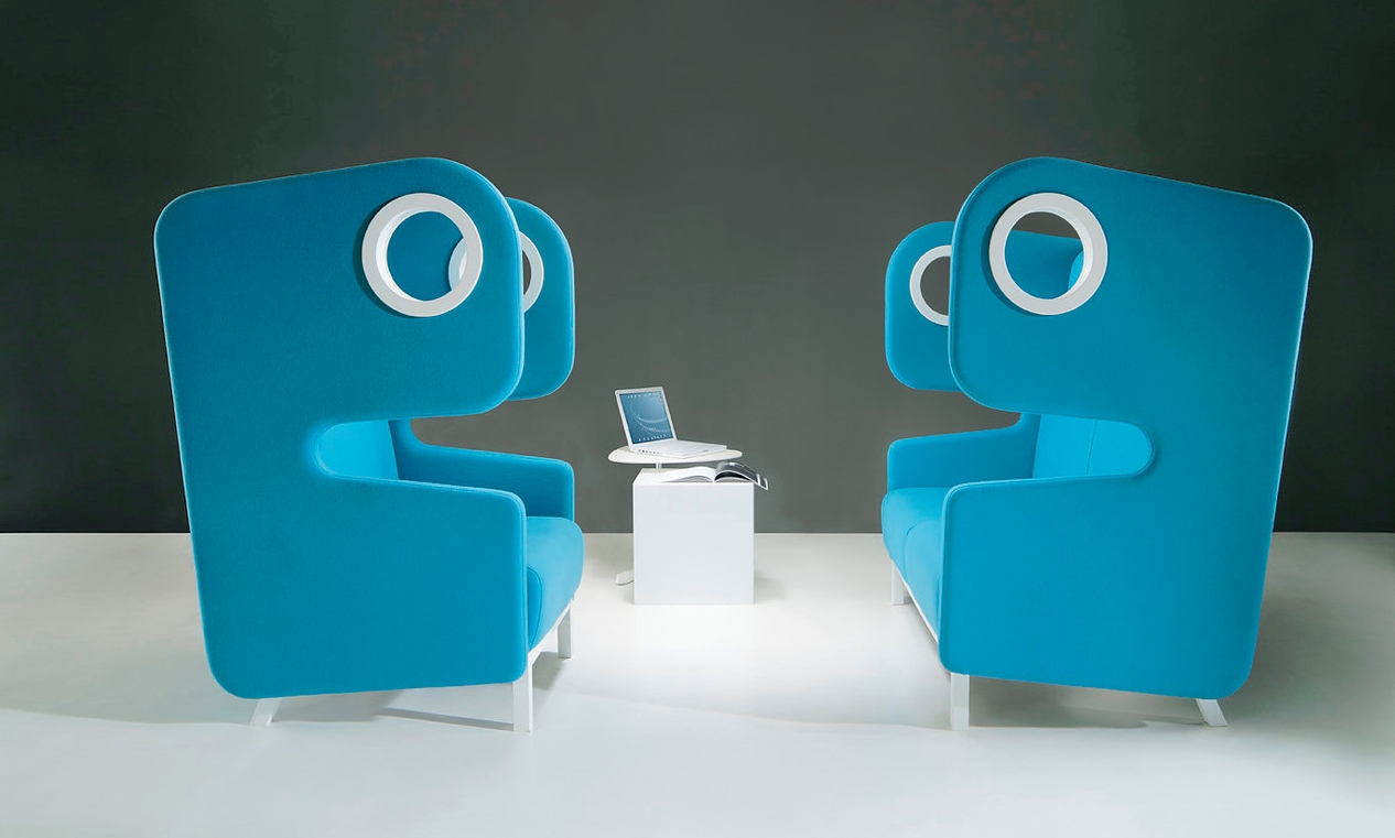 Packman High Back Soft Seating