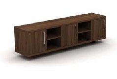 Cirrus Desks and Workstations Credenza