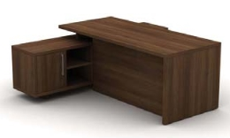 Cirrus Desks and Workstations Credenza Full Modesty Panel