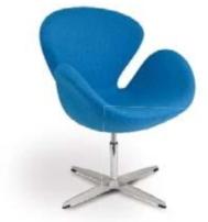 Emily Breakout Chair - 4 Star Frame