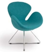 Emily Breakout Chair Models - Sled