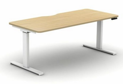 Move Height Adjustable Desks | Electric Single Desk