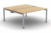 Soho2 Bench Desk | Soho2 Bench Desking - 2 Person Desk