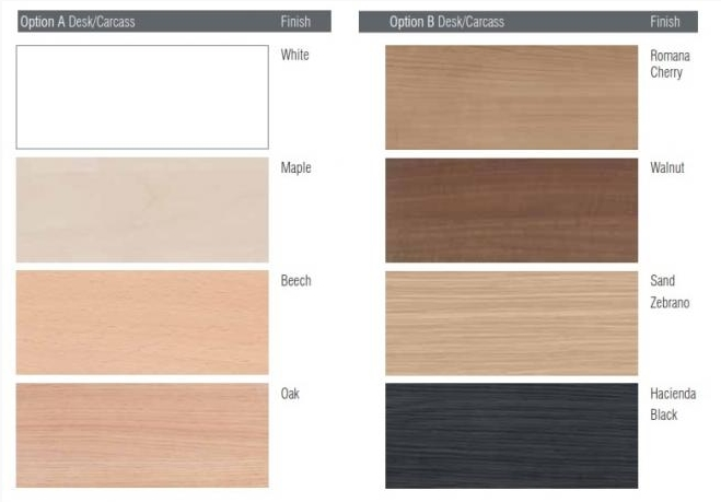 Wood Finishes For Flick Meeting Table