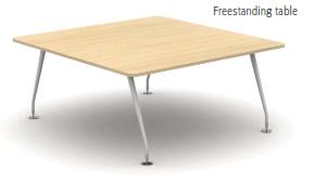 Vega Conference Table Models