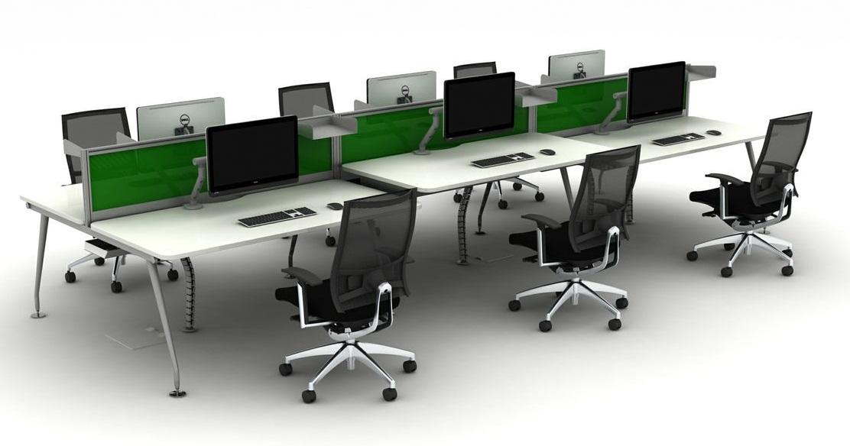 Vega Bench Desk | Vega Bench Desking