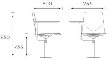 FourCast InnoÔøΩaudi Dimensions FC2A1