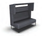 FourUS Booths and Sofas Models