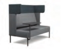 FourUS Booths and Sofas Options