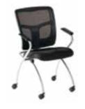 Flipper Mesh Folding Chair Model