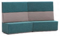 Fifteen High Back Soft Seating | 15-42-CC