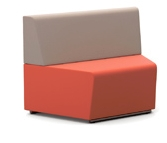 Fifteen Radial Soft Seating Models 15-50-IN