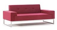 Hub Soft Seating   Hub Sofa - HUB-2