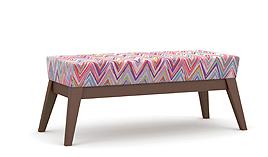 Natta Breakout Table & Bench - Bench
