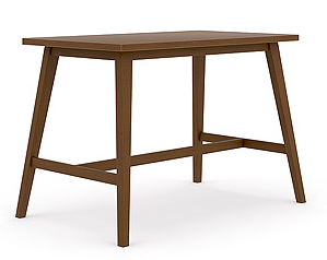 Natta Breakout Table & Bench - Poseur Table