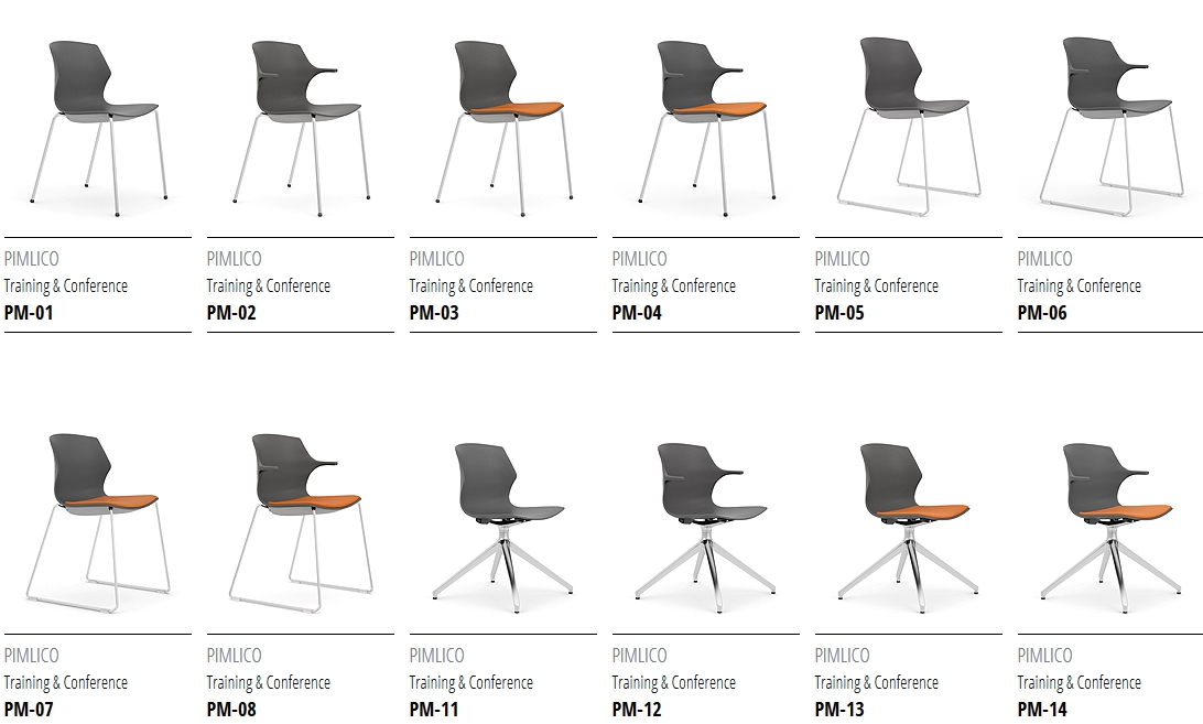 Pimlico Conference Chair Models