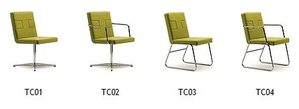 Tonic Chair Models