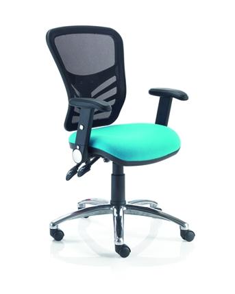 Sketch Mesh Back Chair Models