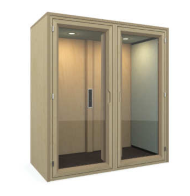 Residence Acoustic Booths Image - Meet