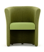 Concha Reception Seating Model CH1